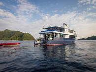 Raja Ampat Aggressor, ehemals Ocean Rover