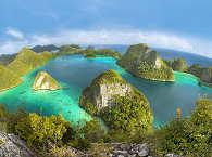 Tauchkreuzfahrten um Raja Ampat