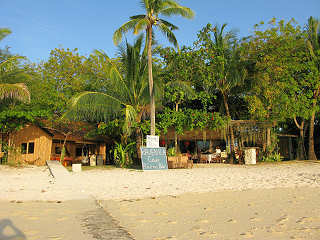 Bar am Strand – Ravenala Beach Resort