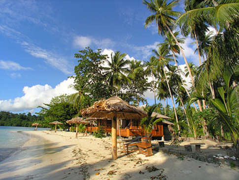 Blue Bay Divers Resort – Sulawesi, Indonesien
