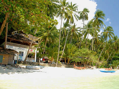 Easy Diving Beach Resort – Sipalay, Philippinen