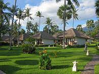 Bungalows im Kubu Indah – Bali, Indonesien