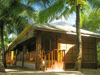 Bungalow im Southern Leyte Divers Resort – Süd Leyte, Philippinen