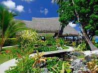 Grüne Oase – Maitai Hotel Rangiroa, Franz. Polynesien