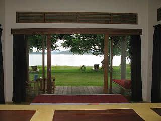 Bungalow mit Blick aufs Meer – Pearl Beach Resort, Lombok
