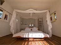 Bungalow – Baia Sonambula Guesthouse, Tofo Beach, Mosambik