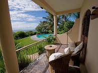 Zimmer mit Ausblick – Casa Rex, Mosambik