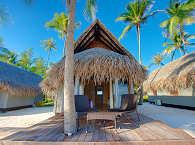Lagoon Bungalow im Maitai Hotel auf Rangiroa – Franz. Polynesien