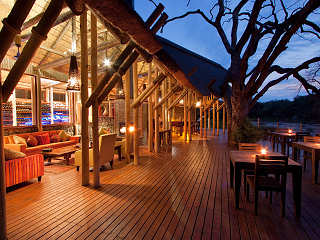 Rhino Post Safari Lodge, Kruger Nationalpark – Südafrika