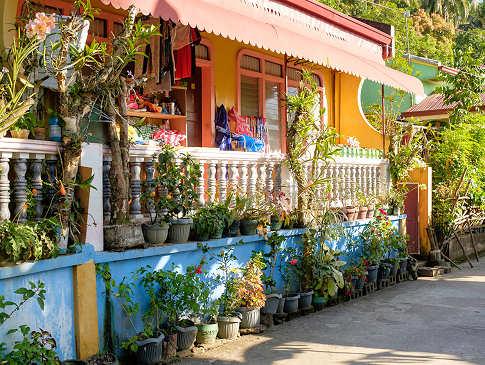 Tauchresort Romblon, Philippinen