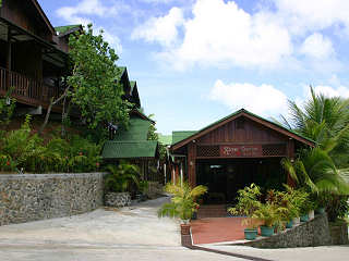 Rose Garden Resort – Palau