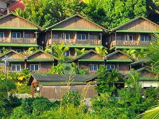 Rose Garden Resort – Palau, Koron