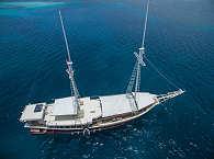 Duyung Baru – komfortables Safariboot in Komodo und Sulawesi