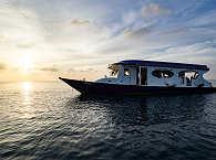 Tauch-Dhoni – Tauchsafari Malediven