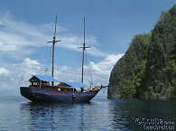 Safariboot Shakti – Raja Ampat