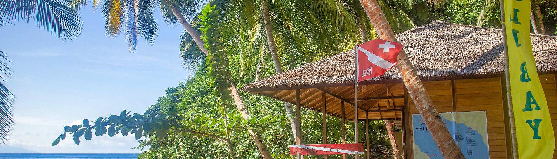 Sali Bay Resort Divecenter – Nord-Molukken, Indonesien