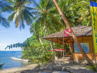 Sali Bay Resort Divecenter – Nord-Molukken, Indonesien