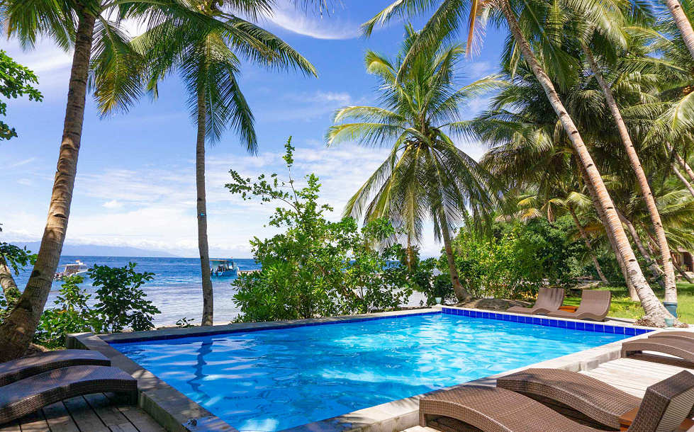 Sali Bay Resort – Tauchresort in Halmahera, Indonesien