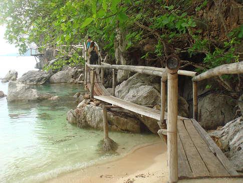 Sangat island Resort – Philippinen
