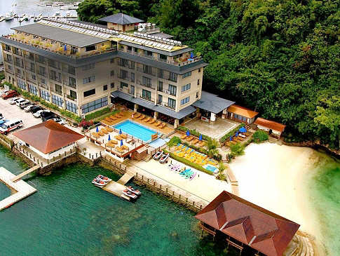 Sea Passion Hotel – Koron, Palau