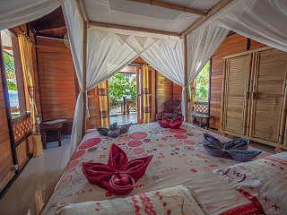 Geräumiger Bungalow – Sea Souls Dive Resort, Bangka, Indonesien