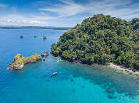 Tauchboot der Sea Souls Divers – Bangka Island, Sulawesi