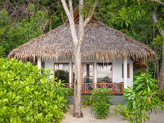 Beach Villa im Selayar Dive Resort – Sulawesi, Indonesien