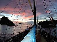 Safariboot Shakti – Indonesien