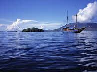 Tauchkreuzfahrtschiff Shakti – Indonesien