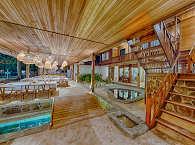 Restaurant des Kuda Laut Boutique Dive Resort