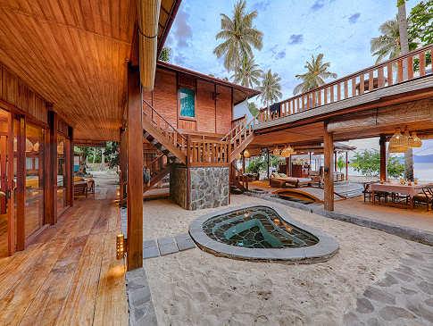 Kuda Laut Boutique Dive Resort – Bunaken Nationalpark Sulawesi