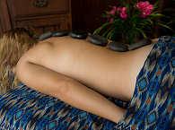 Hot Sone Massage