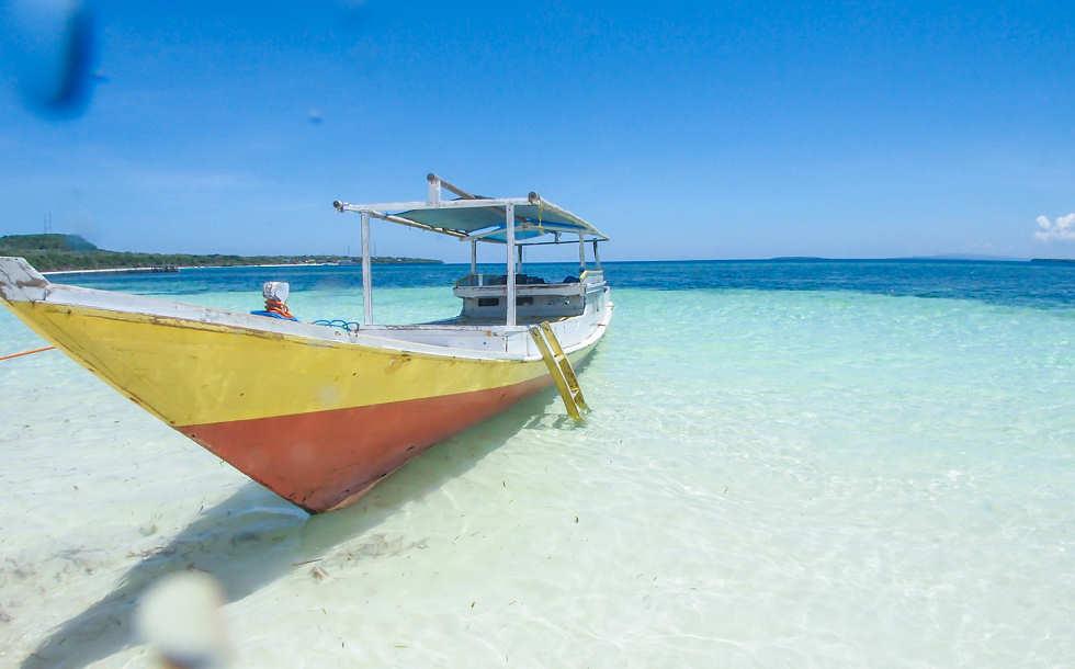 Bara Beach – Tauchbasis South Sulawesie Divers, Indonesie