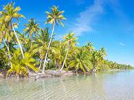 Südsee Traumstrand – Französisch Polynesien