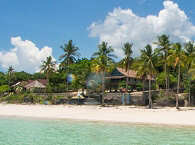 Weißer Sandstrand – Bara Beach Resort, Sulawesi