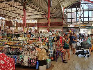 Markt in Papeete