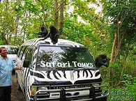 Tangkoko Nationalpark bei Manado, Sulawesi