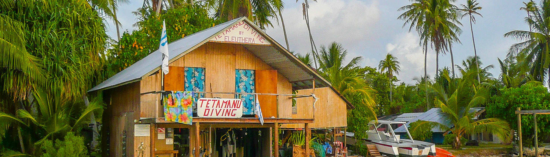 Tetamanu Diving Club – Süd Fakarava