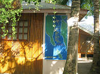 Tauchbasis der Southern Leyte Divers