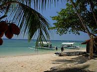 Wunderschöne Sandstrände auf Negros – Philippinen, Easy Diving Sipalay