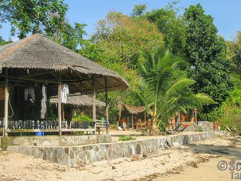 Tauchbasis im Living Colours – Bunaken