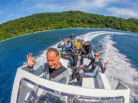 Tauchen mit Jochen vom Selayar Dive Resort, Sulawesi