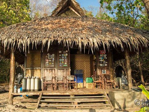 Selayar Dive Resort – Tauchbasis