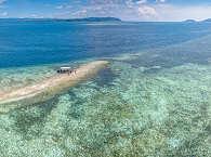 Picknick zwischen den Tauchgängen – Dampier Strait, Raja Ampat