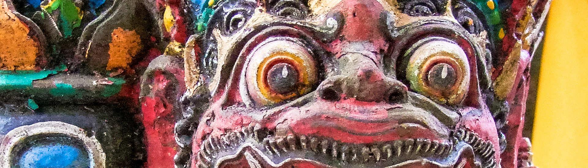 Kultur und Tauchen – Bali, Indonesien