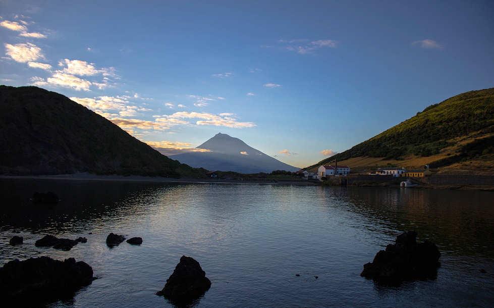 Vulkan Pico – der höchste Berg Portugals