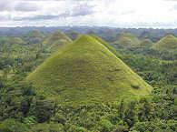 Chocolate Hills auf Bohol – Philippinen