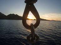 Wunderschöne Sonnenuntergänge – Tauchreisen nach Komodo
