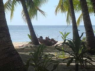 Entspannte Aussicht auf das Meer – Luzon und Mindoro