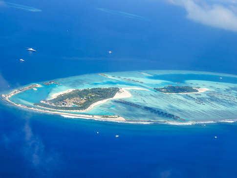 Koralleninseln – Tauchreisen Malediven